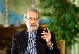 تکذیب شد؛علی لاریجانی در تلگرام صفحه ندارد