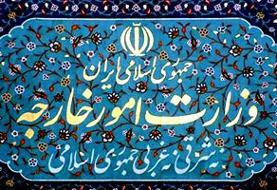 وزارت خارجه: حمایت ایران از یمن سیاسی است