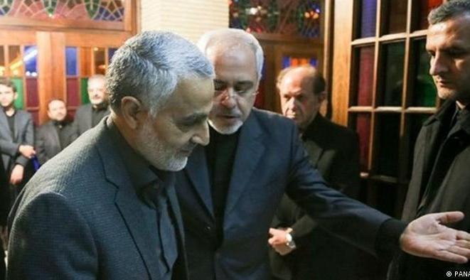 فایل صوتی محرمانه: ظریف قاسم سلیمانی را به تبانی با مسکو برای به شکست کشاندن برجام متهم کرد