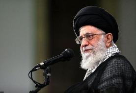 تشکر رهبر انقلاب از پیامهای تسلیت آقایان نصرالله و هنیه در پی درگذشت ...