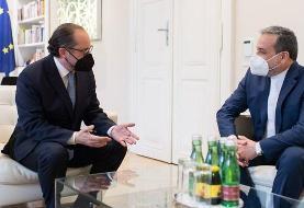 رایزنی برجامی عراقچی و وزیر خارجه اتریش