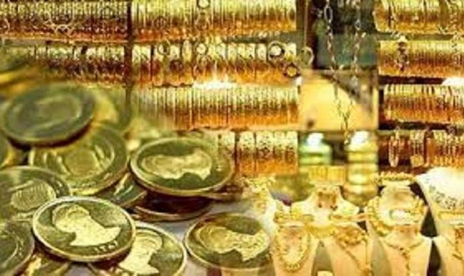 کاهش نرخ طلا: سکه به کانال ۹ میلیون تومانی برگشت