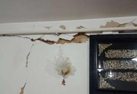خسارت زلزله به ۲۹۷ مسکن روستایی مریوان