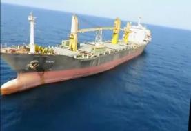 نیویورک تایمز: اسرائیل، حمله به کشتی ایرانی را به آمریکا خبر داده بود
