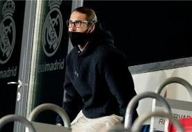 جدایی رسمی راموس از رئال مادرید