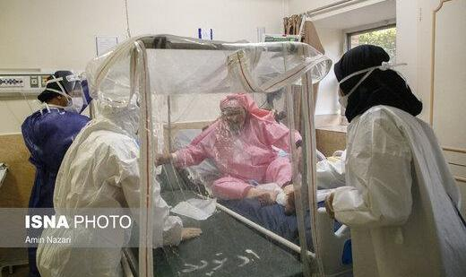 مراجعه بیش از ۳۲ هزار بیمار کرونایی به مراکز درمانی تهران در یک شبانهروز:  روزی ۱۰۰۰ بیمار در تهران بستری شدند