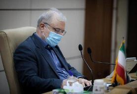 گلایه وزیر بهداشت: با اعتراض، تقاضا و التماس هرچه باید قبل از تعطیلات منعکس کردم