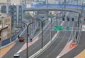 پل صدر با ۴۳۷۹ هزار میلیارد تومان هزینه،جمع می شود؟/ پلی که به ادامه حیاتش امیدی نیست