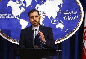 واکنش ایران به انفجار در کشتی ساویز