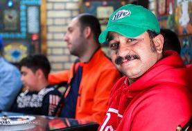 جواد خواجوی: جوان که بودم پرسپولیس را دوست داشتم
