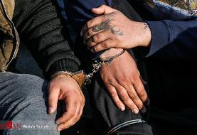 دستگیری عاملان درگیری و تیراندازی در پایتخت