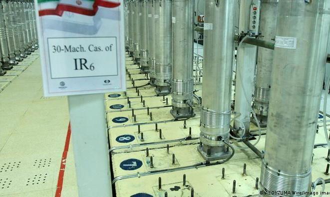 آژانس: ایران تعداد سانتریفوژها برای غنیسازی ۶۰ درصدی اورانیوم را کاهش ...