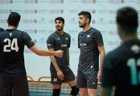 جوان ترین لژیونر والیبال ایران به اردوی ملی پوشان پیوست