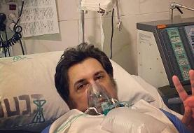 حسام نواب صفوی در بیمارستان / کرونا