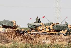 کشته شدن ۲ نظامی ترکیه در شمال سوریه