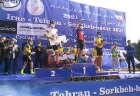 اولین رویداد انتخابی المپیک برای رکابزنان برگزار شد
