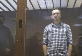 ناوالنی، منتقد پوتین در زندان 'حس دستها و پاهایش را از دست داده'