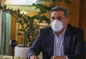 حناچی: شهرداری تهران آماده اعمال محدودیت ترافیکی مصوب ستاد کروناست