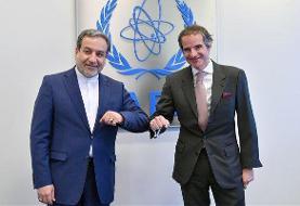 «عراقچی» با«گروسی» دیدار کرد/توقف همکاری ایران با آژانس صحت ندارد