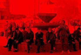 (تصاویر) همدان در وضعیت قرمز