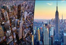 اینفوگرافیک ا پایتخت میلیاردرهای جهان تغییر کرد
