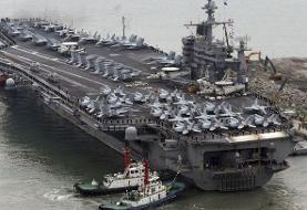 ناوهای جنگی آمریکا راهی دریای سیاه میشوند
