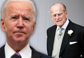 Biden on Prince Philip: 'I admired the devil out of him'