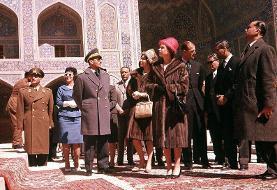 (تصویر) روزی که همسر ملکه انگلیس به تهران آمد