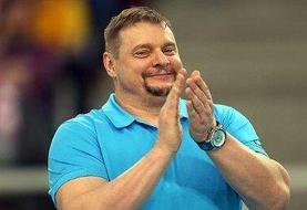 پیام خاص باشگاه روسی برای سرمربی تیم ملی والیبال ایران