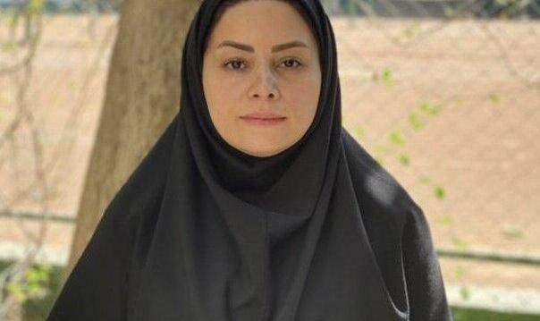 یک زن سرپرست تنیسورهای مرد ایران شد + عکس