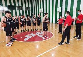 آمل میزبان دائمی اردوهای تیم ملی بسکتبال جوانان ۲۰۲۴ شد