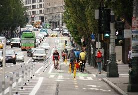 هوشمندترین شهرجهان سومین شهردوستدار دوچرخه می شود