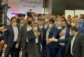 درگیری در وزارت کشور؛ احمدینژاد نیامده جنجال به پا کرد+فیلم و عکس