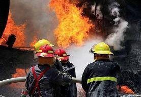 ٣ کشته و ٢۴ مجروح در آتشسوزی یک مرکز ترک اعتیاد اطراف مشهد   انتقال مصدومان به ۵ بیمارستان
