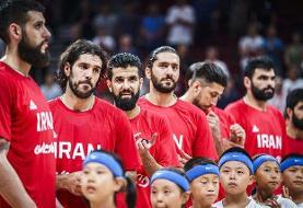 دعوت ۱۸ بازیکن به اردوی تیم ملی بسکتبال