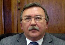 خبر اولیانوف از دیدار غیررسمی۱+۴ برای احیای برجام
