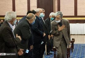تبلیغ انتخاباتی حدادعادل برای ابراهیم رئیسی/ مردم دو راه بیشتر ندارند