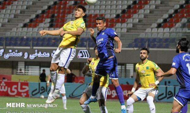 برنامه پنج مسابقه معوقه لیگ بیستم