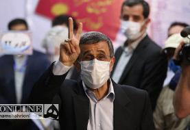 احمدینژاد: رد صلاحیت شوم، رای نمیدهم | دو انتخابات گذشته رای سفید دادم