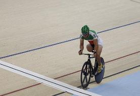 دوچرخه سوار پارالمپیکی: امیدوارم شرایط اعزامم به توکیو فراهم شود