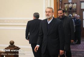 برگزاری جلسات انتخاباتی برای کاندیداتوری علی لاریجانی