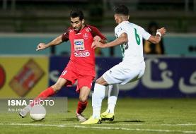 اعلام برنامه ۵ مسابقه معوقه لیگ برتر فوتبال