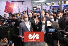 درگیری و جنجال آفرینی همراهان احمدی نژاد در ستاد انتخابات کشور