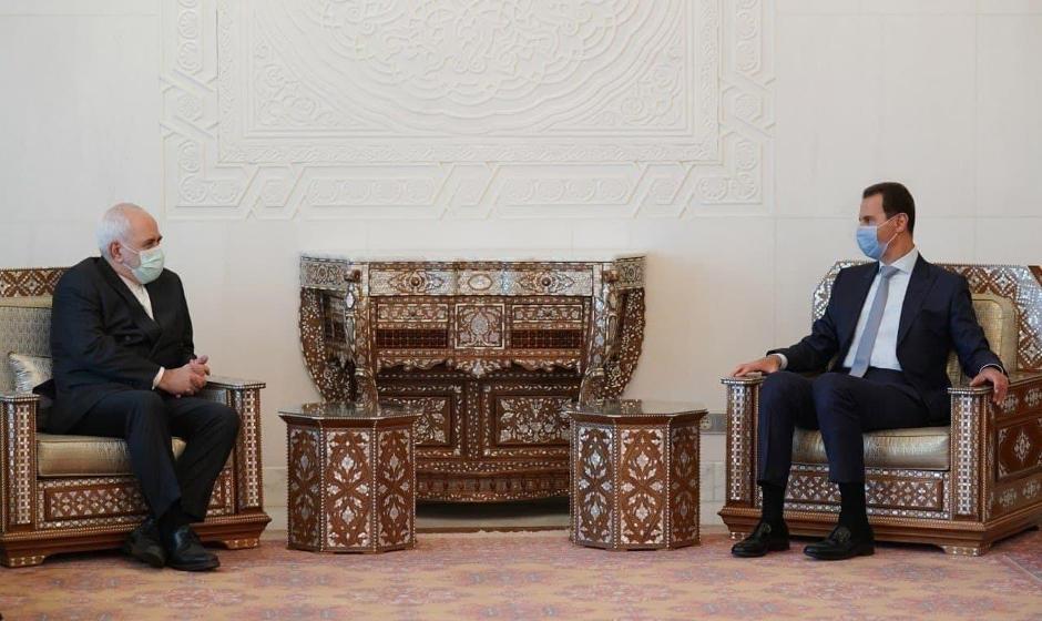 جزئیات دیدار ظریف با بشار اسد / پیگیری گشایش سرکنسولگریهای ایران در ...