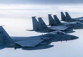 استقرار جنگندههای اف-۱۸ آمریکا در عربستان