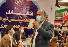 محمدرضا صباغیان، نماینده مجلس در انتخابات ریاست جمهوری ثبت نام کرد