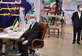 علی مطهری در انتخابات ثبت نام کرد