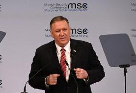پمپئو: مذاکرهکنندگان آمریکایی، ایران را دشمن خود در نظر بگیرند
