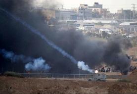 آمار شهدای غزه به ۸۳ نفر رسید