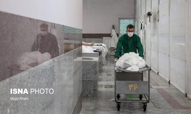 ۲۹۷ فوتی جدید کرونا در کشور/ مجموع قربانیان از ۷۶ هزارنفر فراتر رفت